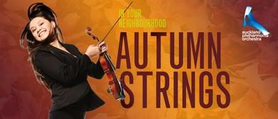 In Your Neighbourhood: Autumn Strings