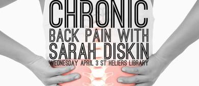 Chronic Back Pain with Sarah Diskin