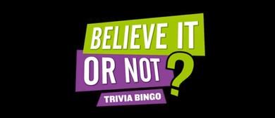 The Backyard Trivia Bingo