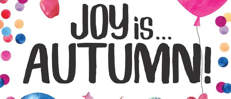 Joy Is Autumn