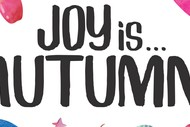 Image for event: Joy Is Autumn