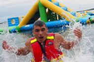 Image for event: Waterworld Lake Pupuke