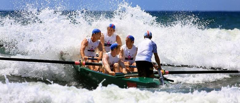NZ Surf Boat Series | North Island Surf Boat Championships