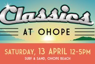Image for event: Classics At Ohope