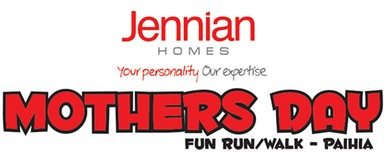 Jennian Homes Paihia Mother's Day Run/Walk 2019