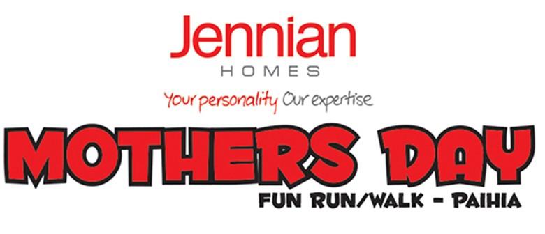Jennian Homes Paihia Mother's Day Run/Walk 2019