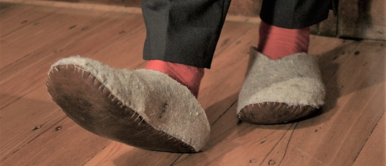 Make your own slippers - Autumn Class