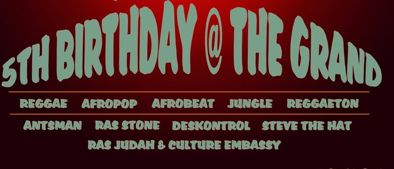 Afro Delight 5th Birthday