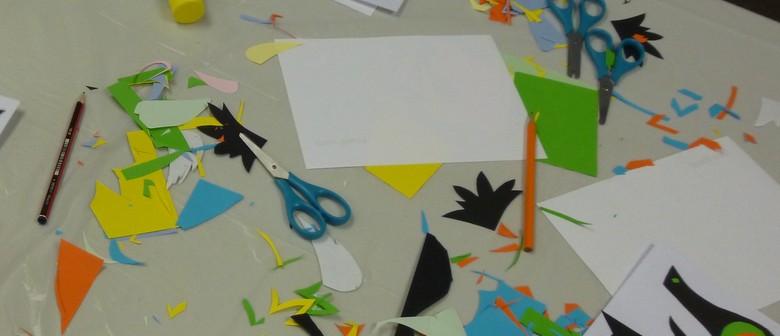 Paper Cut-outs or Polish Wycinanki Workshop
