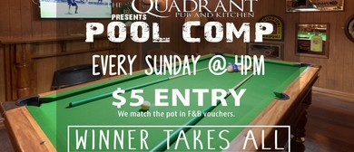 Sunday Pool Competition