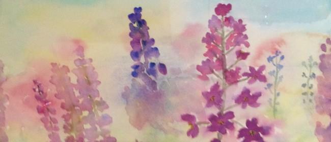 Judy Woodhead - Recent Work In Watercolour