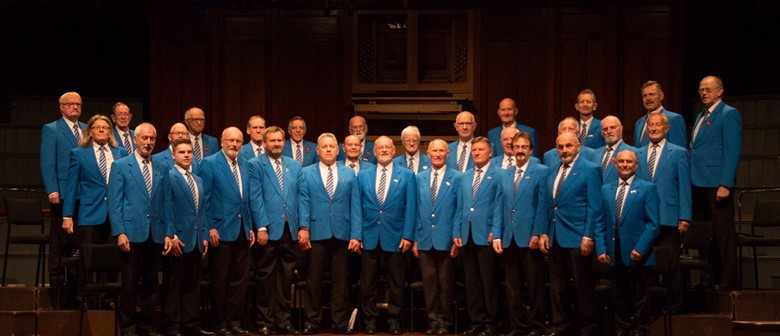 The Nelson Male Voice Choir - ANZAC Concert