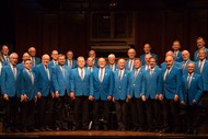 Image for event: The Nelson Male Voice Choir - ANZAC Concert