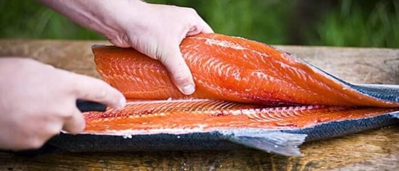 Fish Filleting with Chef Frank Schatz