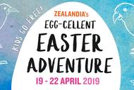 Image for event: Zealandia's Egg-cellent Easter Adventure