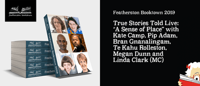 "True Stories Told Live: ""A Sense of Place"""