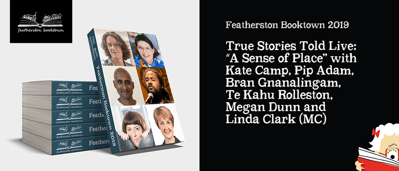 """True Stories Told Live: """"A Sense of Place"""""""