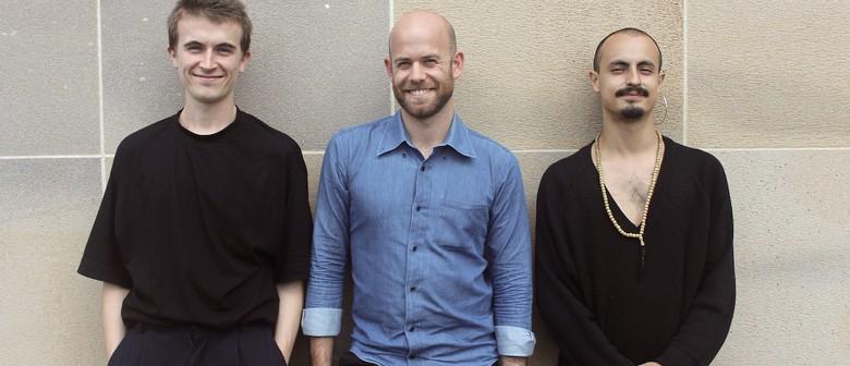 Creative Jazz Club: Steve Barry Trio (Sydney)