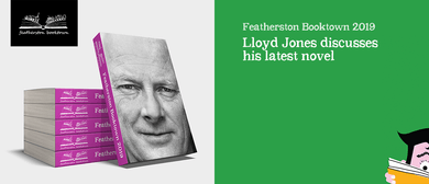 Lloyd Jones discusses his latest novel