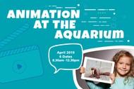 Animation At the Aquarium