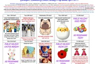 Image for event: April 2019 School Holiday Programme