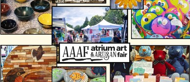 Atrium Art & Artisan Fair
