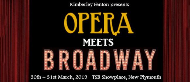 Opera Meets Broadway