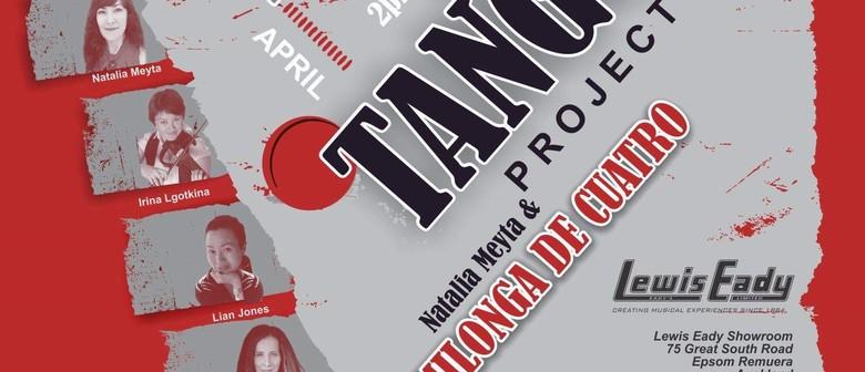 Tango Project Natalia Meyta & Milonga De Cuatro
