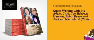 Queer Writing with Jackson Nieuwland and more