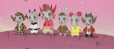Gary Baseman: Imaginary Friends