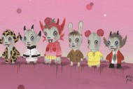 Image for event: Gary Baseman: Imaginary Friends