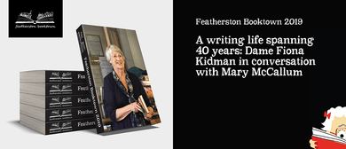 A writing life spanning 40 years: Dame Fiona Kidman