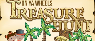 Out and About On Ya Wheels Treasure Hunt