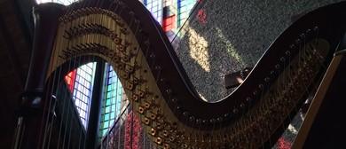Michelle Velvin (Harp) & Antonia Barnett-McIntosh (Composer)