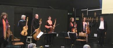 Palliser Viols: A Wellington Consort of Viols