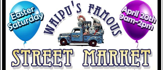 Waipu's Famous Street Market