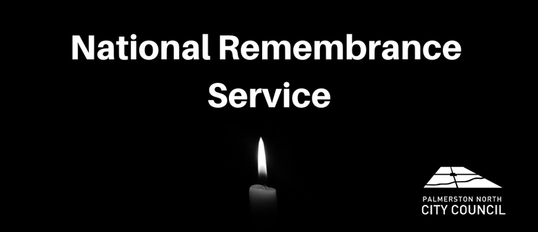 National Remembrance Service - Screening