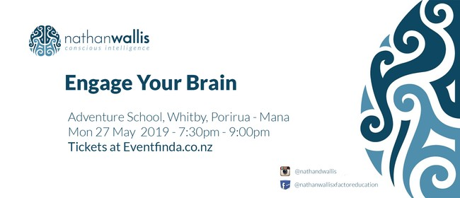 Engage Your Brain - Whitby