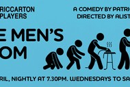 Image for event: The Men's Room by Patrick Evans Directed by Alistair Bean