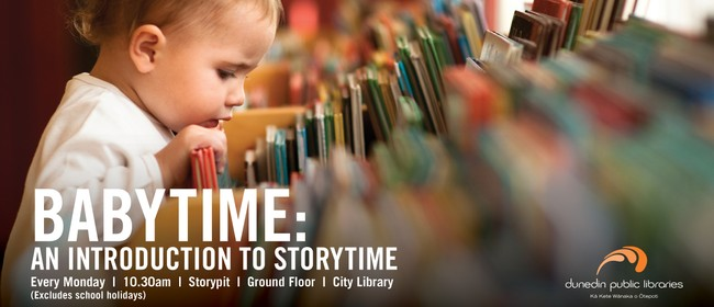 Babytime: An Introduction to Storytime