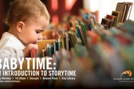 Image for event: Babytime: An Introduction to Storytime