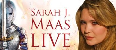 An Evening with Sarah J. Maas