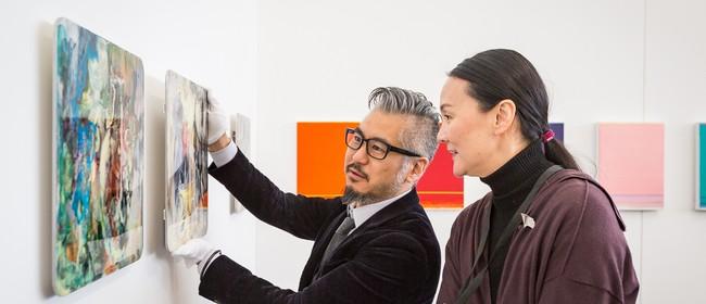 My Art Collectors Series: Auckland Art Fair VIP Visit