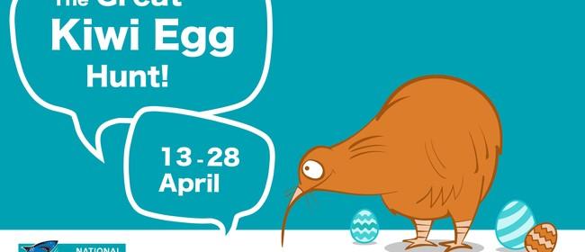 The Great Kiwi Egg Hunt!