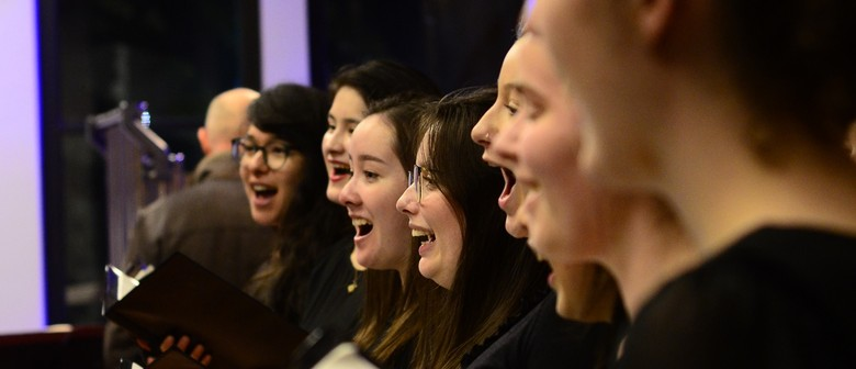Lunchtime Concert - Voices of Christchurch, Aotearoa Part 1