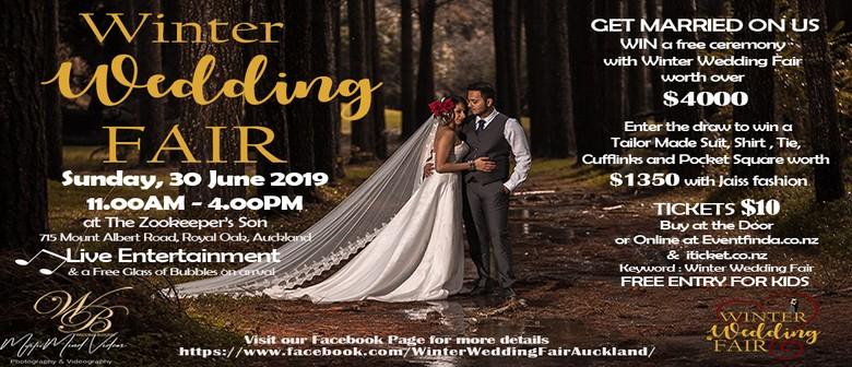 Winter Wedding Fair
