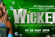 Image for event: Wicked - The Untold Story of The Witches of Oz