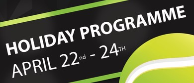 Easter Tennis Holiday Programme