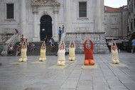 Image for event: Yoga Class Suitable for Beginners Level 1 - 2 - 3