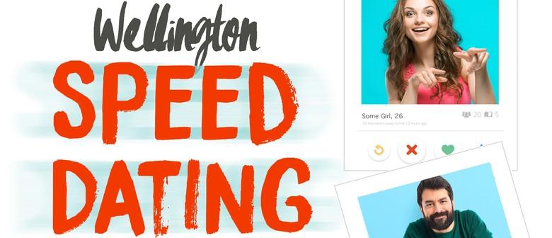 wellington speed dating Hvad er det største gratis dating site